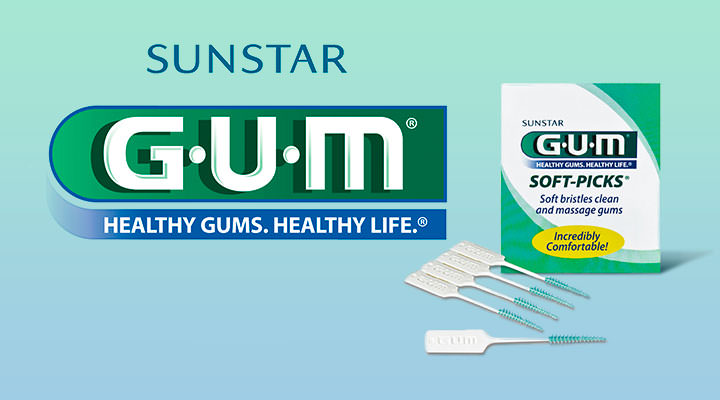 GUM Soft-Picks palillos interdentales